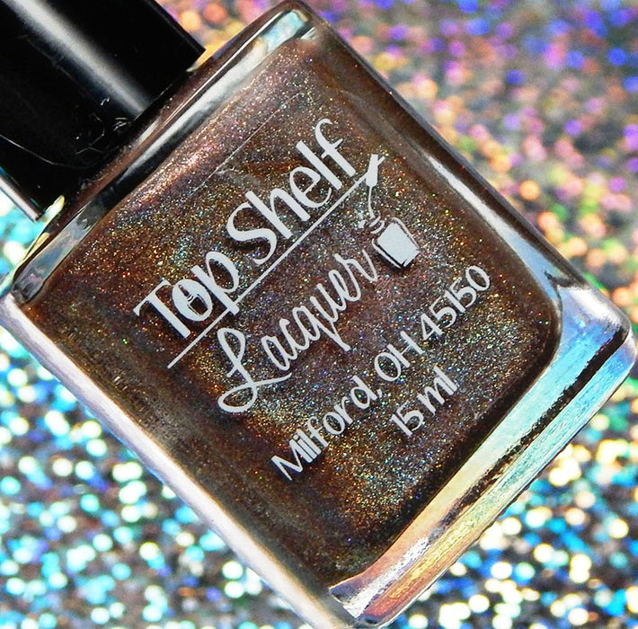 None of your boozeiness- (1 bottle) Fall Holo Fun, August 2019