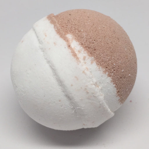 Coconut Coconut Fizzy Bath Bomb (1 bomb) - Top Shelf Lacquer