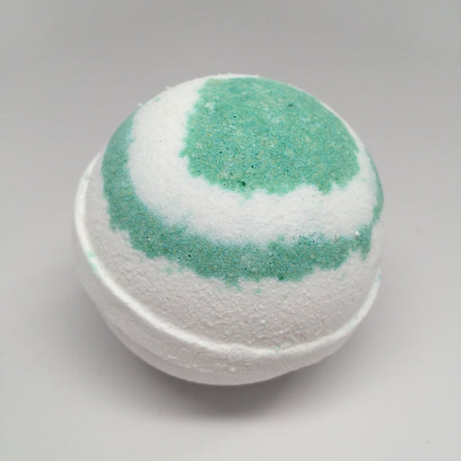Bath Bomb - Cool Fresh Aloe Fizzy Bath Bomb (1 Bomb)