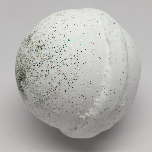 Mango Delight Fizzy Bath Bomb (1 bomb) - Top Shelf Lacquer