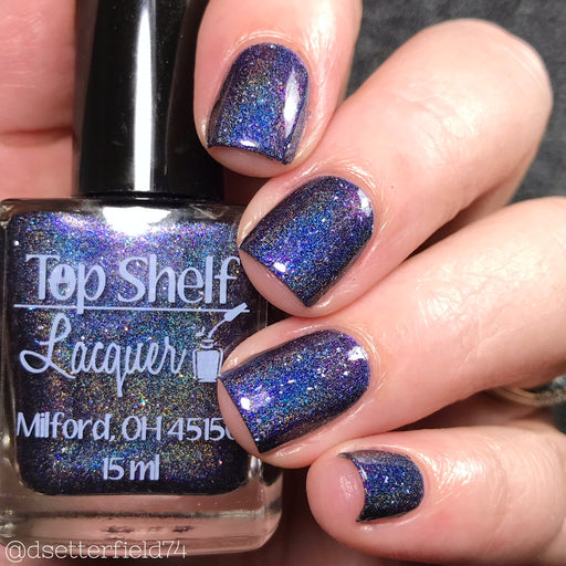 Call me a Cab-ernet, Facebook group custom (1 bottle) - Top Shelf Lacquer - 1