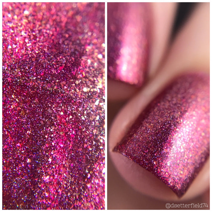 Because no great story ever started with salad January 2017 (1 Bottle) - Top Shelf Lacquer - 4