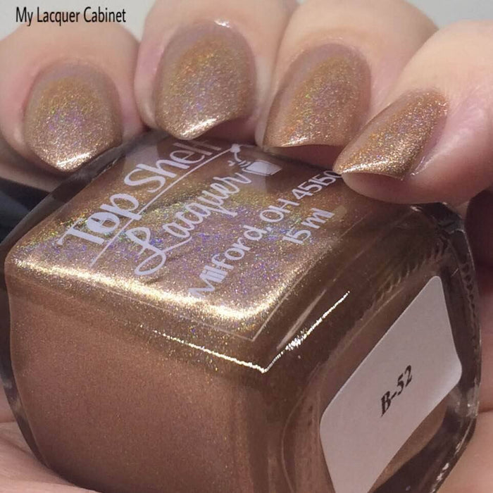 B-52, May 2016 (1 bottle) - Top Shelf Lacquer - 10