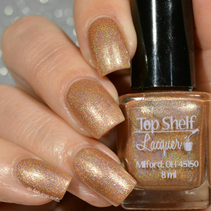 B-52, May 2016 (1 bottle) - Top Shelf Lacquer - 12