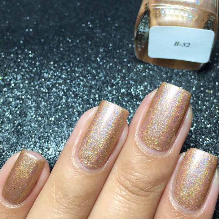 B-52, May 2016 (1 bottle) - Top Shelf Lacquer - 5