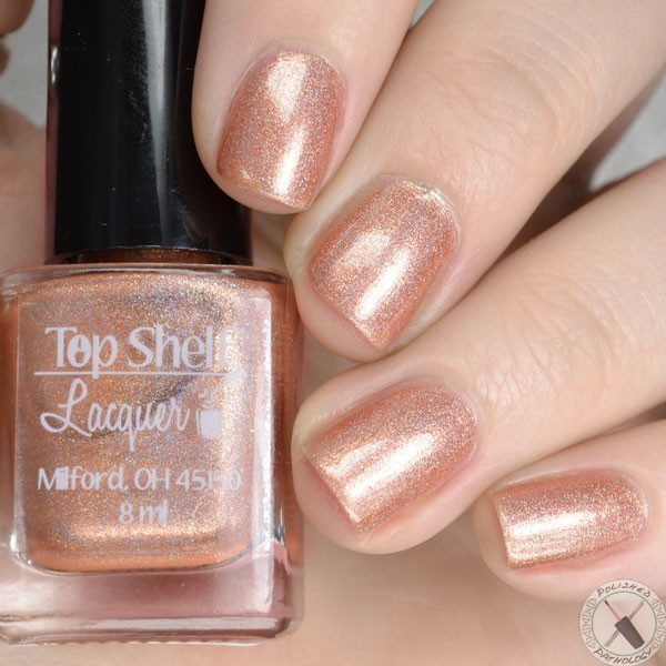 B-52, May 2016 (1 bottle) - Top Shelf Lacquer - 7