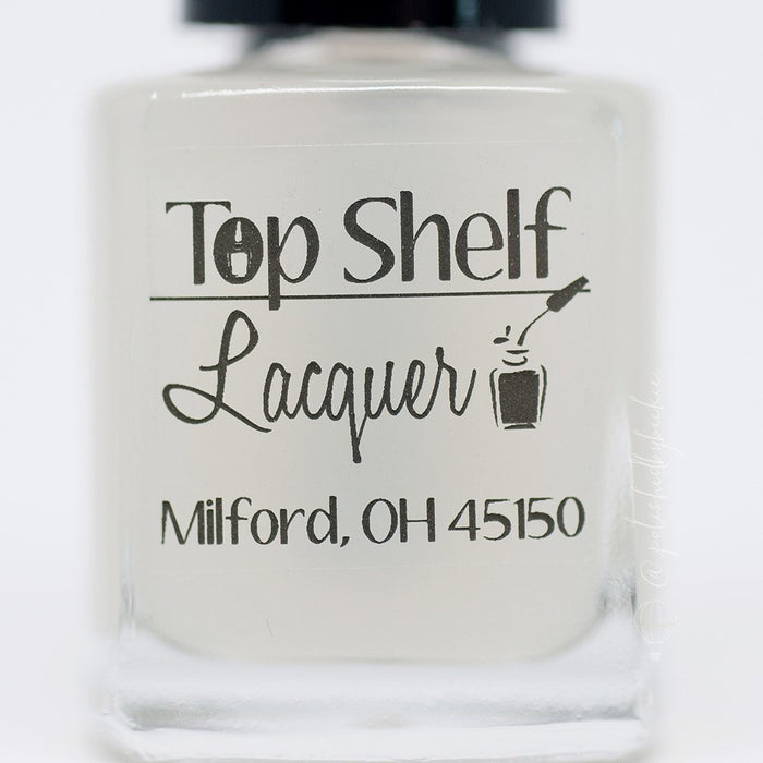 Bar Mix - Clear Watermarble (1 bottle) - Top Shelf Lacquer - 4