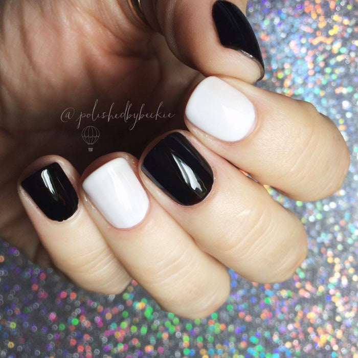 Black Russian, Basic Black Creme (1 bottle) - Top Shelf Lacquer - 1