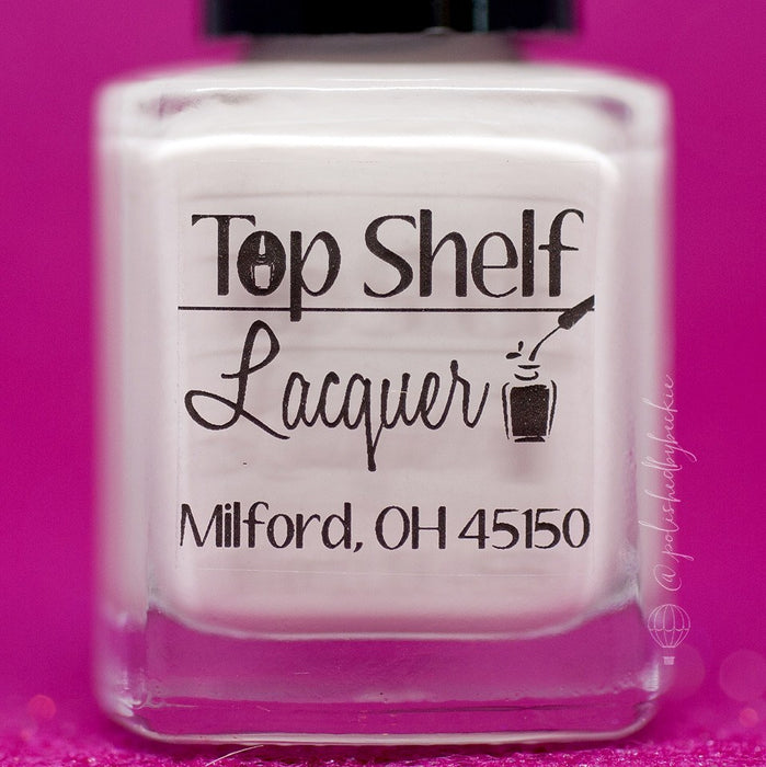 Clean It Up - Clear Liquid Nail Tape (Latex) (1 bottle) - Top Shelf Lacquer - 1
