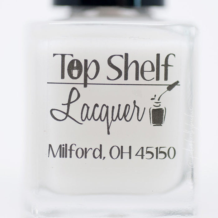 Creamy Base Coat (1 bottle) - Top Shelf Lacquer - 2
