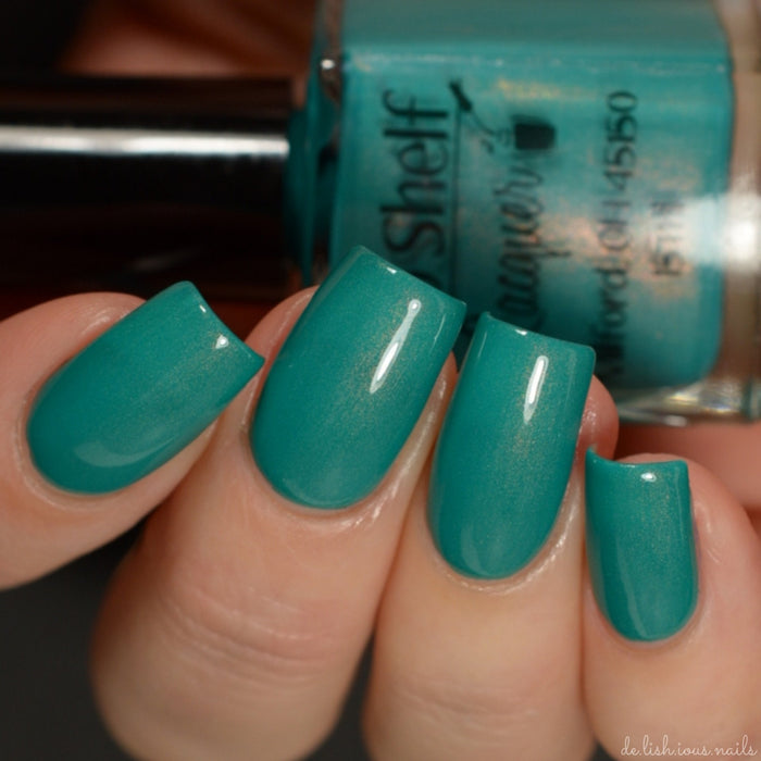 Nail Polish - Drink Like A Pirate, Dance Like A Mermaid (1 Bottle)