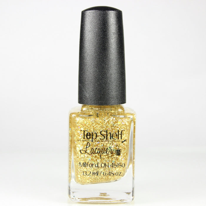 Ginger Shandy, May 2015 (1 bottle) - Top Shelf Lacquer - 2