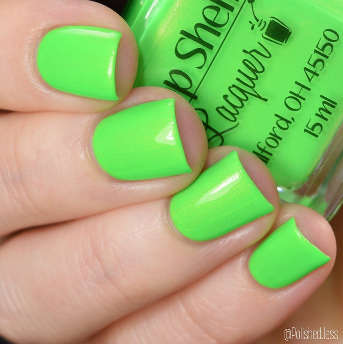 Nail Polish - I'll Be Irish In A Few Beers (1 Bottle)