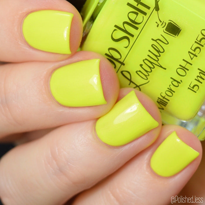 Nail Polish - If Life Gives You Lemons, Add Vodka (1 Bottle)