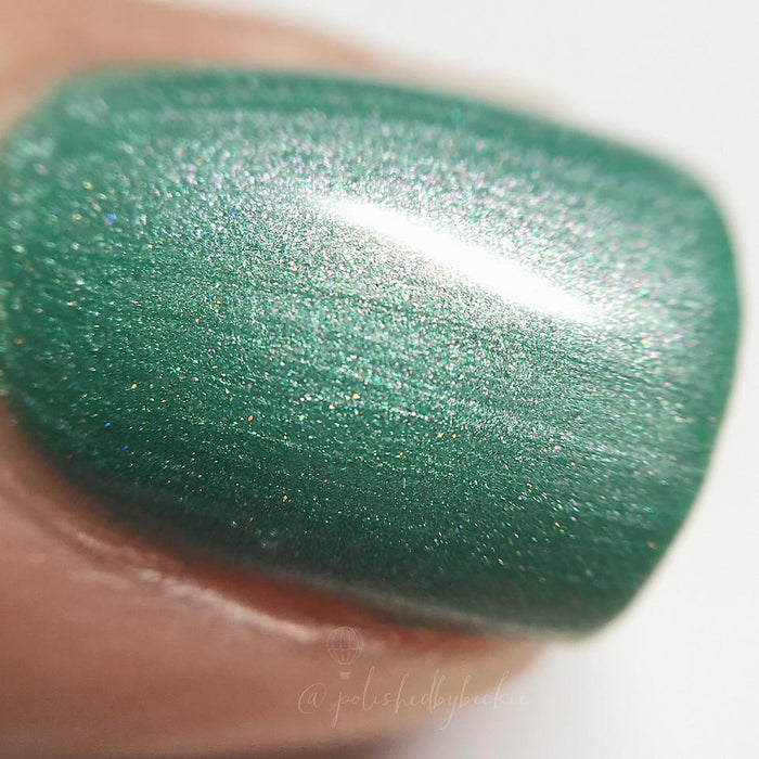 Nail Polish - Irish I Had A Beer, July 2017 (1 Bottle)