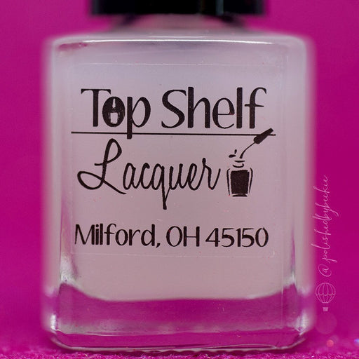 Matte It Out Top Coat (1 bottle) - Top Shelf Lacquer - 1