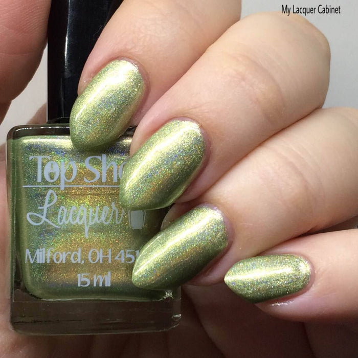 Melonball, May 2016 (1 bottle) - Top Shelf Lacquer - 10