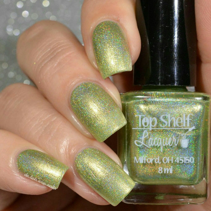 Melonball, May 2016 (1 bottle) - Top Shelf Lacquer - 11