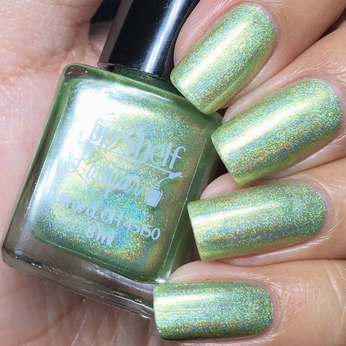 Melonball, May 2016 (1 bottle) - Top Shelf Lacquer - 1