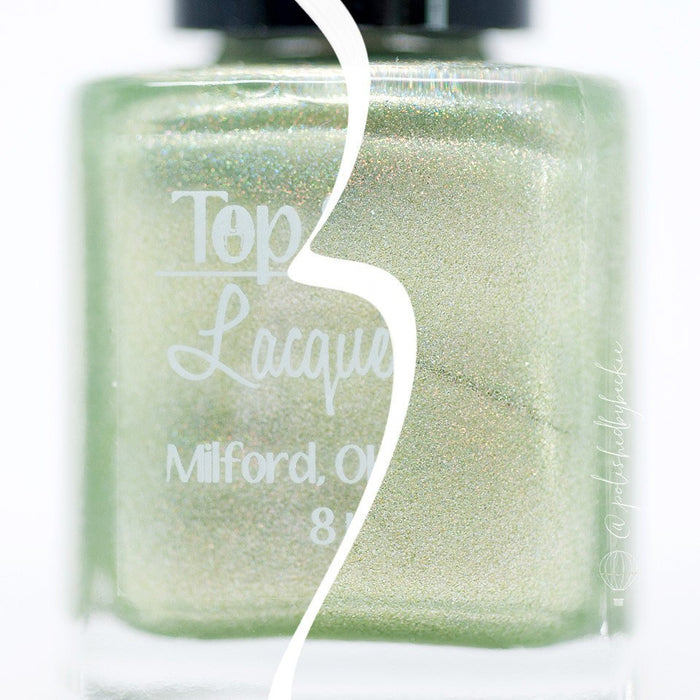 Melonball, May 2016 (1 bottle) - Top Shelf Lacquer - 2