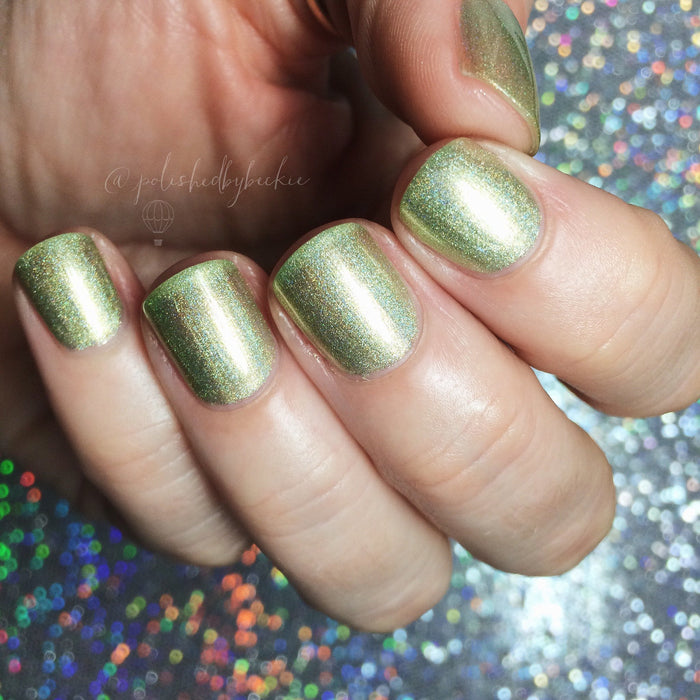 Melonball, May 2016 (1 bottle) - Top Shelf Lacquer - 3