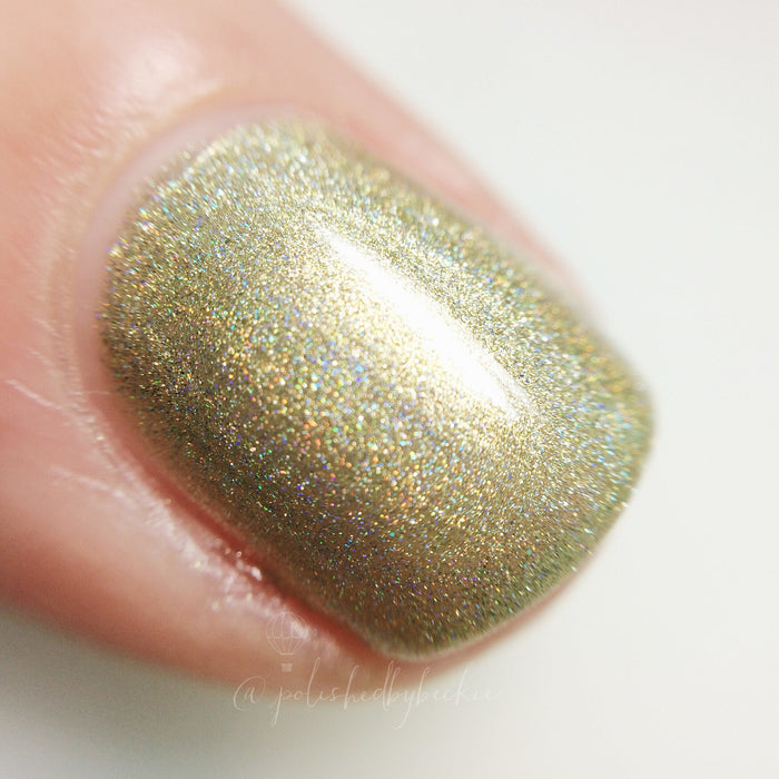 Melonball, May 2016 (1 bottle) - Top Shelf Lacquer - 4