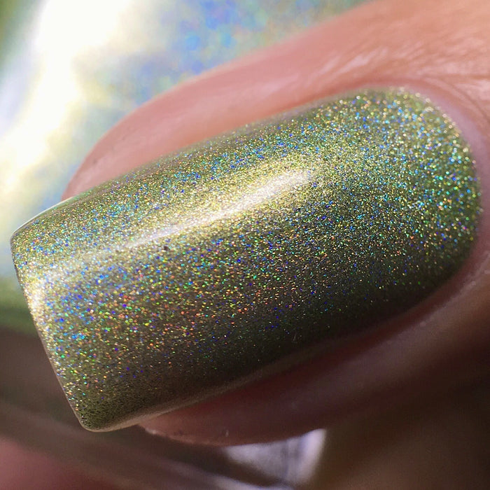 Melonball, May 2016 (1 bottle) - Top Shelf Lacquer - 5