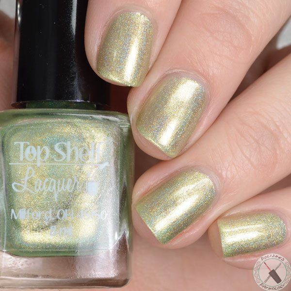 Melonball, May 2016 (1 bottle) - Top Shelf Lacquer - 6