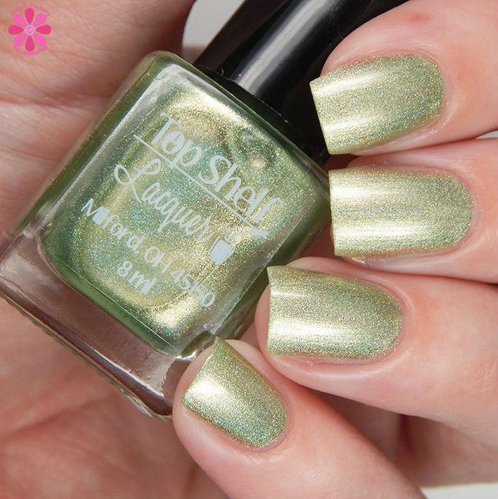 Melonball, May 2016 (1 bottle) - Top Shelf Lacquer - 8