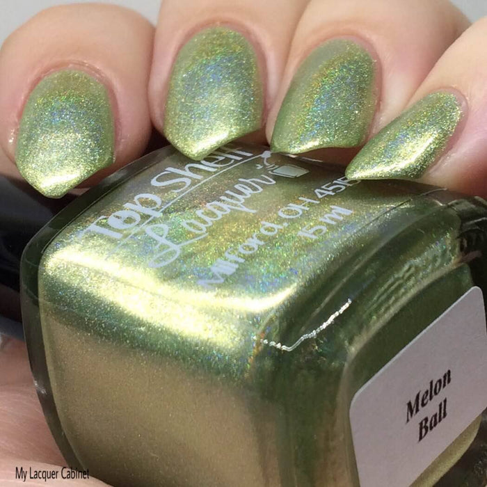 Melonball, May 2016 (1 bottle) - Top Shelf Lacquer - 9