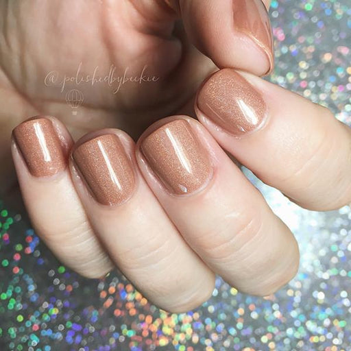 Nail Polish - Peach Sour Spritzer, June 2016 (1 Bottle)