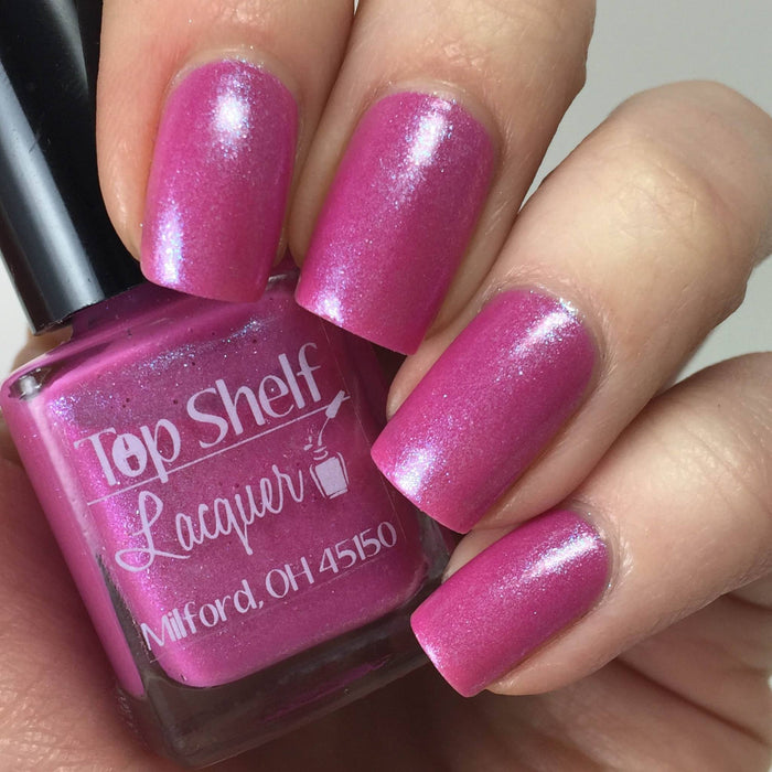 Pink Bikini, February 2016 (1 bottle) - Top Shelf Lacquer - 1