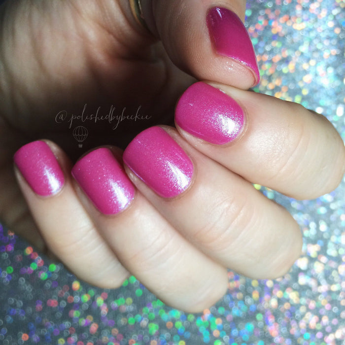 Pink Bikini, February 2016 (1 bottle) - Top Shelf Lacquer - 3