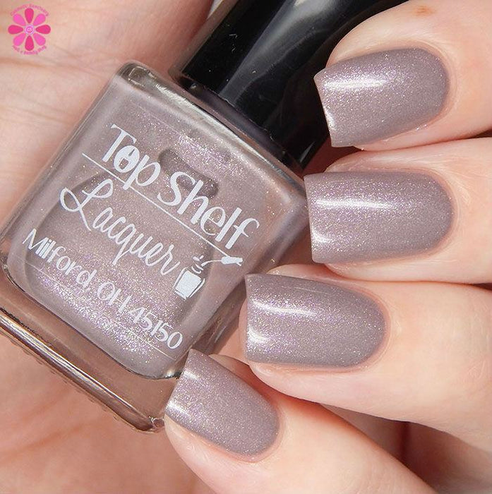 Prosecco Cocktail, February 2016 (1 bottle) - Top Shelf Lacquer - 11