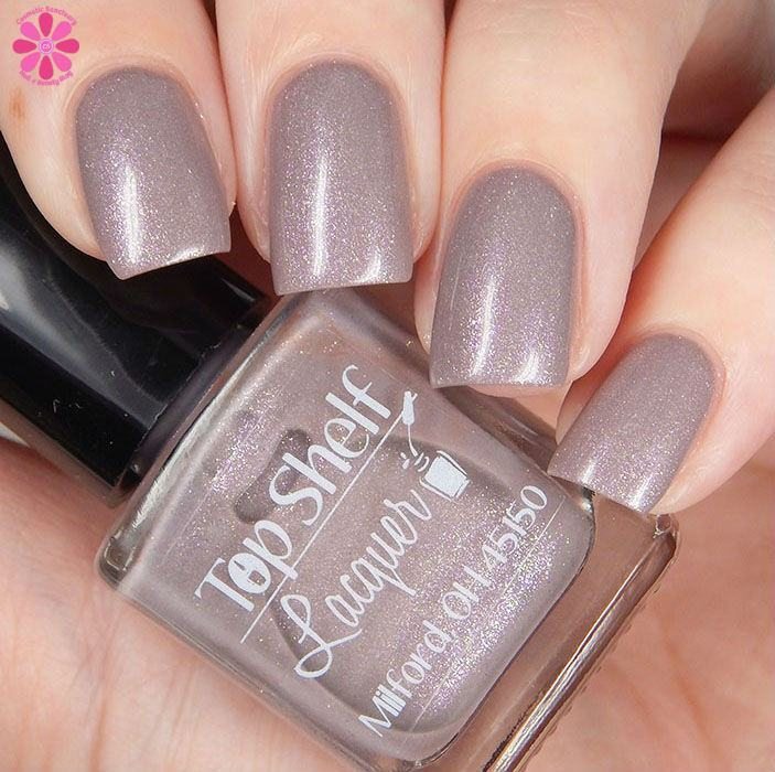 Prosecco Cocktail, February 2016 (1 bottle) - Top Shelf Lacquer - 13