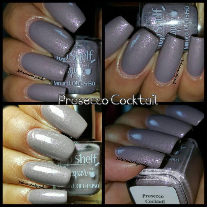 Prosecco Cocktail, February 2016 (1 bottle) - Top Shelf Lacquer - 8