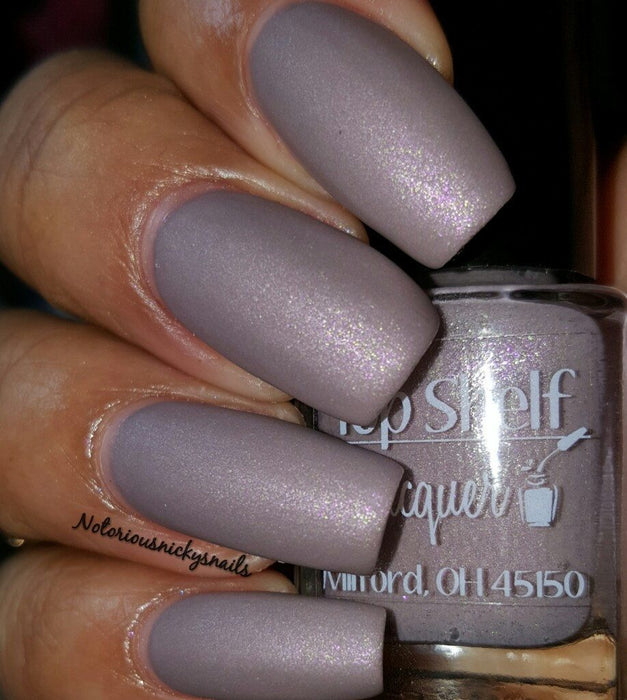 Prosecco Cocktail, February 2016 (1 bottle) - Top Shelf Lacquer - 9