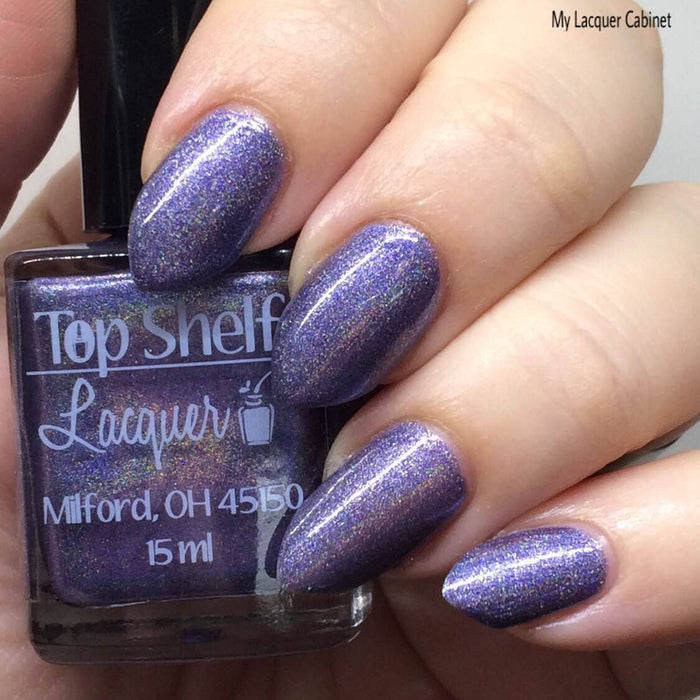 Purple People Eater, May 2016 (1 bottle) - Top Shelf Lacquer - 10