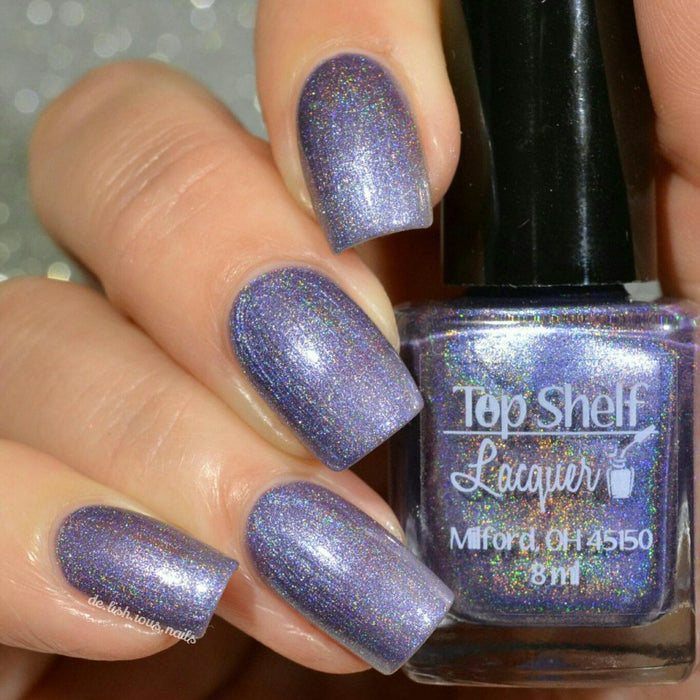 Purple People Eater, May 2016 (1 bottle) - Top Shelf Lacquer - 11
