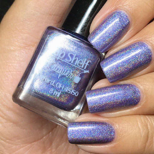 Purple People Eater, May 2016 (1 bottle) - Top Shelf Lacquer - 1