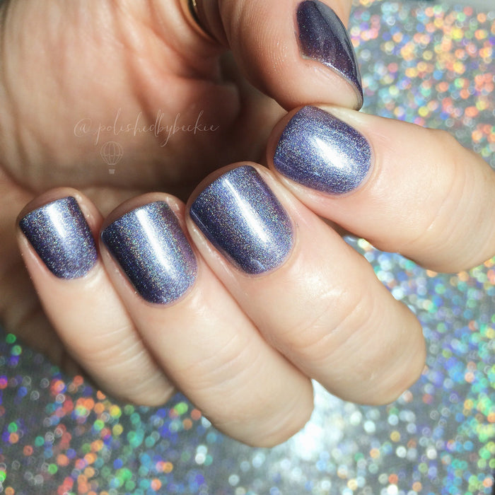 Purple People Eater, May 2016 (1 bottle) - Top Shelf Lacquer - 3