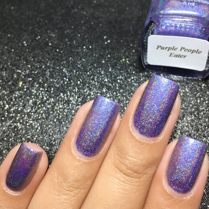 Purple People Eater, May 2016 (1 bottle) - Top Shelf Lacquer - 5