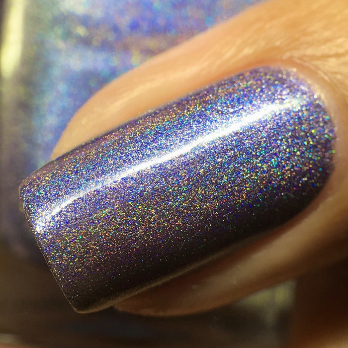 Purple People Eater, May 2016 (1 bottle) - Top Shelf Lacquer - 6