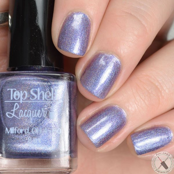Purple People Eater, May 2016 (1 bottle) - Top Shelf Lacquer - 7