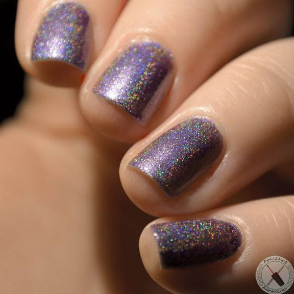 Purple People Eater, May 2016 (1 bottle) - Top Shelf Lacquer - 8