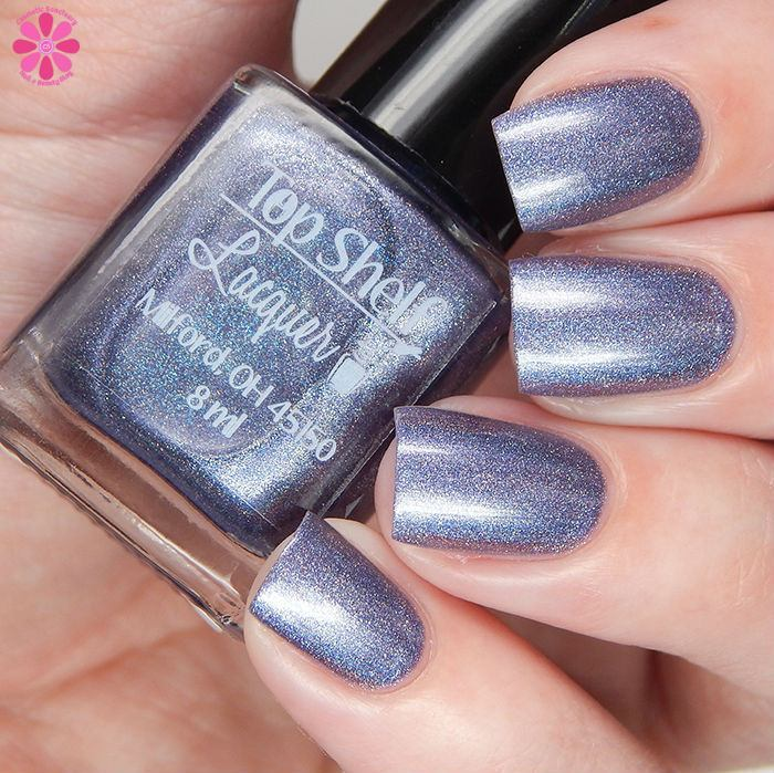 Purple People Eater, May 2016 (1 bottle) - Top Shelf Lacquer - 9