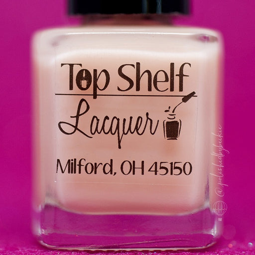 Ridge Filling Base Coat (1 bottle) - Top Shelf Lacquer - 1