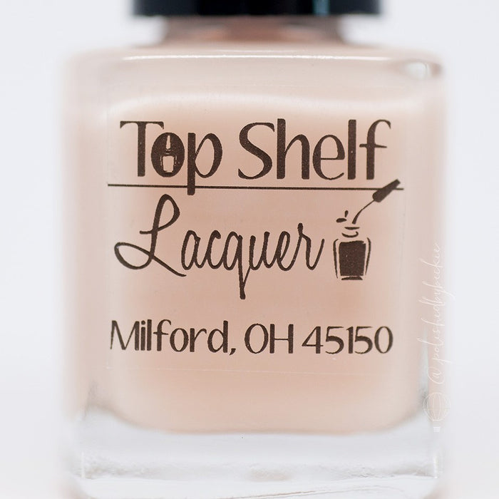 Ridge Filling Base Coat (1 bottle) - Top Shelf Lacquer - 2