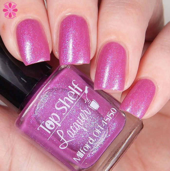Rum Runner, February 2016 (1 bottle) - Top Shelf Lacquer - 13