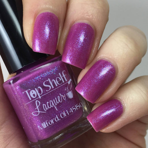 Rum Runner, February 2016 (1 bottle) - Top Shelf Lacquer - 1